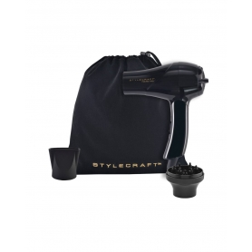 StyleCraft Peewee 1200 Compact Travel Hair Dryer