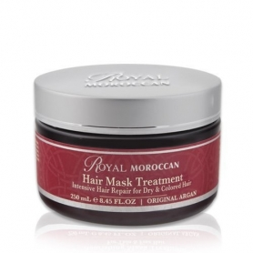 Royal Moroccan Hair Intensive Mask Treatment for Dry & Colored Hair - 250ml / 8.5oz
