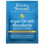 Every Strand Argan Oil + Macadamia Hydrating Hair Masque Single-use Packet (1.75oz/50g)