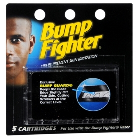 Personna Bump Fighter Refill Cartridges - 5 count (46095)