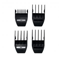 Wahl Professional Peanut Cutting Guides - 4 Pack (3166)