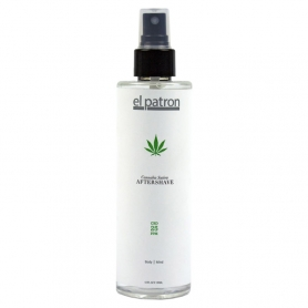 El Patron Cannabis Sativa CBD Aftershave (6.5oz)