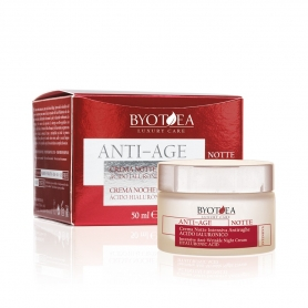 Byothea Intensive Anti-Wrinkle Night Cream with Hyaluronic Acid (50ml1.69oz)
