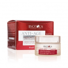 Byotea Intensive Anti-Wrinkle Night Cream with Hyaluronic Acid (50ml1.69oz)