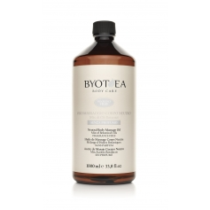 Byothea Neutral Massage Oil - Fragrance Free (1000ml/33.8oz)