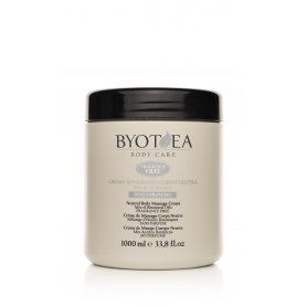 Byothea Neutral Massage Cream - Fragrance Free (1000ml/33.8oz)