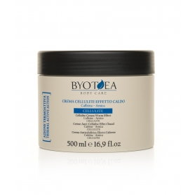Byothea Warm Effect Cellulite Cream (500ml/16.9oz)