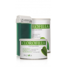 Byothea Liposoluble Depilatory Wax Pot - Chlorophyl