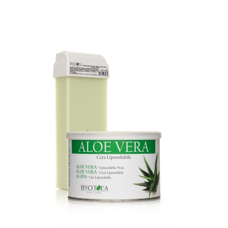 Byothea Liposolube Depilatory Wax Roll-on - Aloe Vera (100ml/3.38oz)