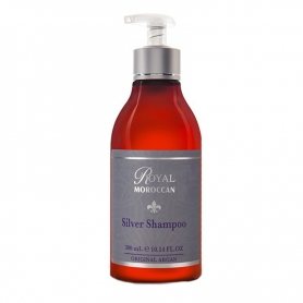 Royal Moroccan Silver Shampoo for Blonde Hair