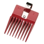 "Speed O Guide The Original Red Clipper Comb Size 2 - 11/16"" (1116)"