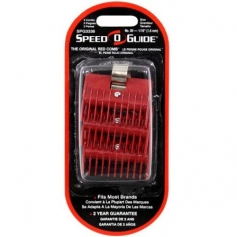 "Speed O Guide Universal Clipper Comb Attachment 00 (1/16"" / 1.6mm) - 3 Pack"