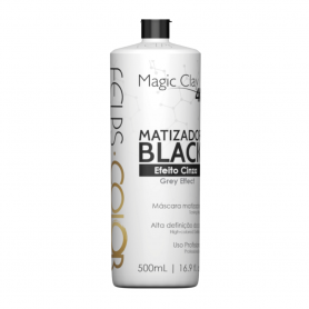 Felps XColor Magic Clay Mask Black 4K - 500g / 17.6oz