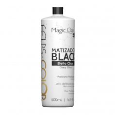 Felps XColor Magic Clay 4K Black Mattifying Tonalizer Mask (500ml/17.6oz)