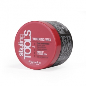 Fanola Styling Tools Working Wax Shaping Paste (100ml/3.38oz)