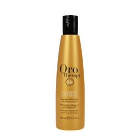 Fanola Oro Therapy Argan Oil Illuminating Shampoo