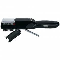 Talavera Split-Ender PRO 2 Cordless Split End and Damaged Hair Trimmer Piano Black