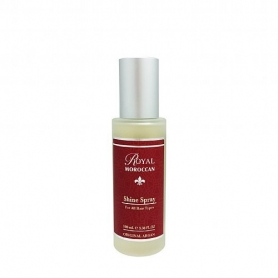Royal Moroccan Shine & Anti-frizz Hair Spray (100ml / 3.4oz)