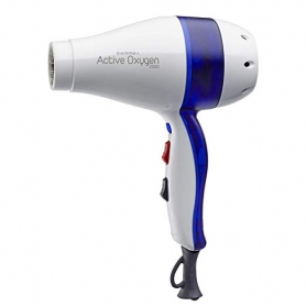 GammaPiu Active Oxygen Hair Dryer - White