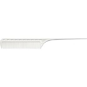 YS Park 101 Winding Tail Comb - White