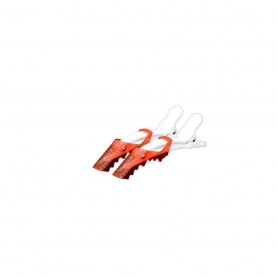 Croc Professional Hair Clips - 2 Pack