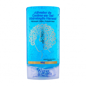 Waves & Curls Activator Leave-In Gel Normal 240g/8.4oz