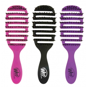 Wet Brush Pro Flex Shine Enhancer Boar Brush