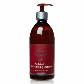 Royal Moroccan Sulfate-Free Moisturizing Shampoo for Dry & Colored Hair