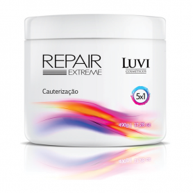 Luvi Extreme Repair Cauterization Mask Treatment 490g/17.3oz