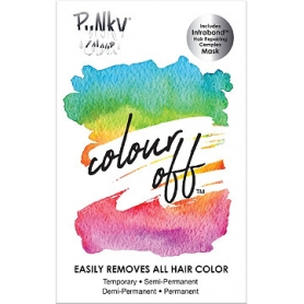 Punky Colour Colour Off Hair Color Remover for Temporary, Semi, Demi, & Permanent Color