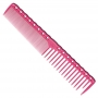YS Park 332 Quick Cutting Grip Comb - Pink