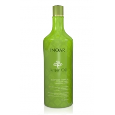 Inoar Argan Oil Back Bar Shampoo 1L/33.8oz