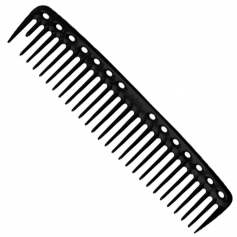 "YS Park 452 Cutting Comb 7.9"" w/ Wide Spaced Teeth"