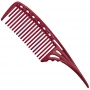 "YS Park 603 Shampoo & Tint Comb 8.7"" w/ Large Tail for Long & Thick Hair"