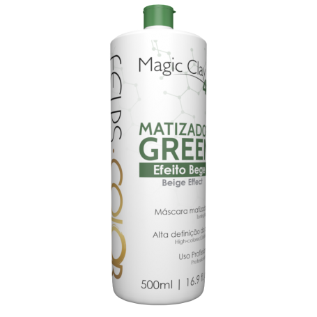 Felps Magic Clay 4K Green Tonalizer (500ml/16.9oz)