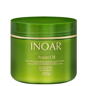 Inoar Argan Oil Intensive Treatment Mask 500g/1.1lbs