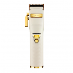 Babyliss PRO White FX Cordless Clipper - Limited Edition Influencer Collection - Rob The Original (FX870W)