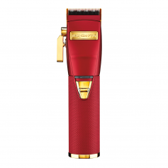 Babyliss PRO Red FX Cordless Clipper - Limited Edition Influencer Collection - Hawk The Barber Prodigy (FX870R)