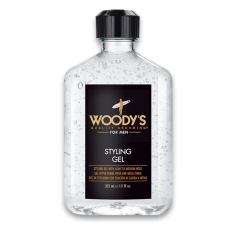 Woody's Styling Gel for Men with Light to Medium Hold (355ml/12oz)