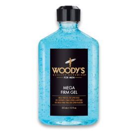 Woody's Mega Firm Gel for Men (355ml/12oz)
