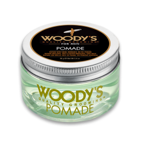 Woody's Workable Water Soluble Pomade for Men (3.4oz/96g)