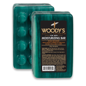 Woody's Moisturizing Bar for Men (8oz/227g)