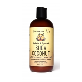 Sunny Isle Shea Coconut Moisturizing Conditioner (12oz)