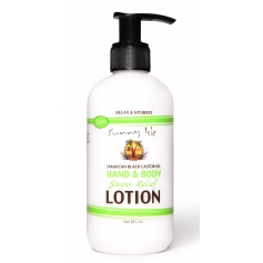 Sunny Isle Stress Relief Hand & Body Lotion (8oz)