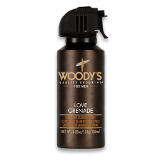 Woody's Love Grenade Body & Laundry Spray for Men (150ml/4.25oz)