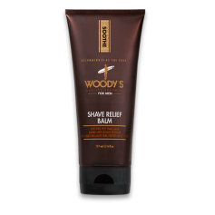 Woody's Shave Relief Balm for Men (177ml/6oz)