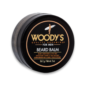 Woody's Beard Balm for Men (2oz/56.7g)