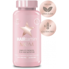 HAIRtamin Mom Pre & Post-Natal Formula