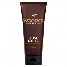 Woody's Shave Butter for Men (177ml/6oz)