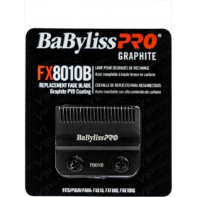 BaByliss PRO Replacement Graphite Fade Blade (FX8010B)